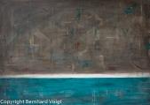 - Das Bild ist nicht mehr verfügbar – Painting not available anymore - Acryl auf mehrfach grundierter 380g Leinwand, 50 x 70 cm