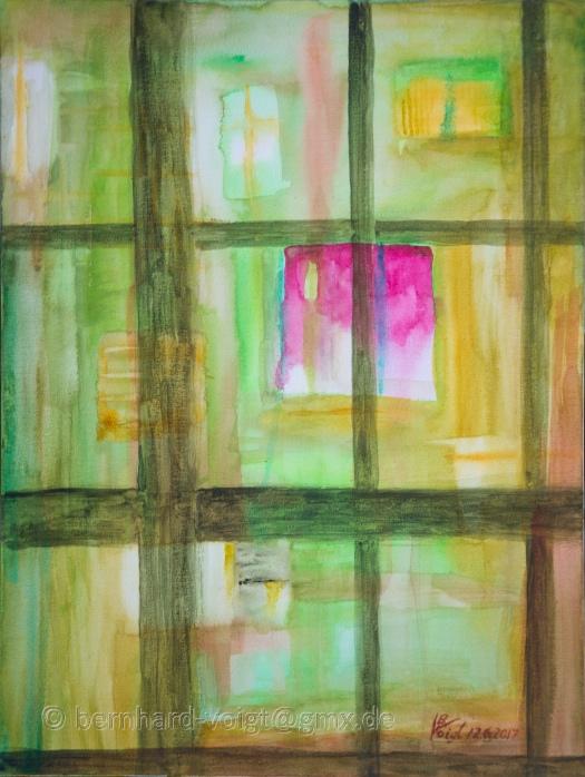 Fensterblick 02 - Through The Window 02