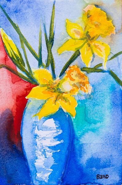 Daffodils in Springtime 2019 II