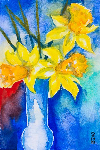 Daffodils in Springtime 2019 I